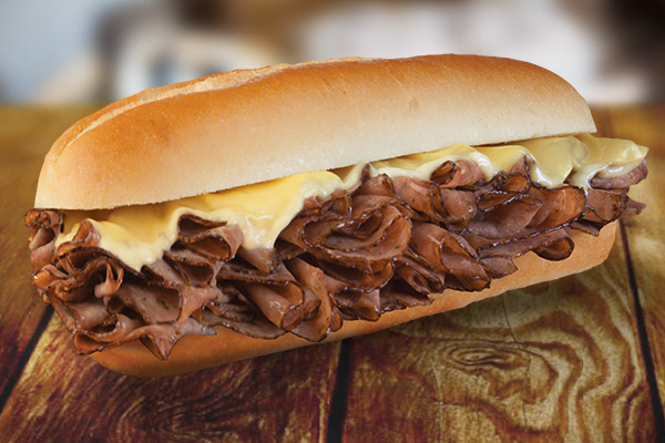 MEGA Philly Cheesesteak